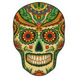Palella tradizionale messicana della stampa illustrazione di stock