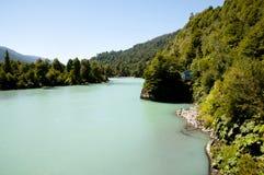 Palena River - Corcovado National Park - Chile Stock Photos