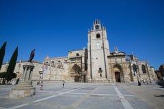 Palencia, Castiglia e Leon, Spagna Fotografia Stock