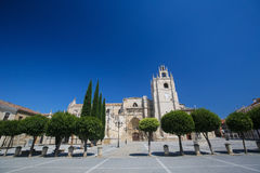 Palencia, Castile and Leon, Spain Royalty Free Stock Image