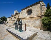 Palencia, Castile och Leon, Spanien arkivbild