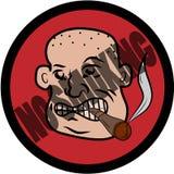Palenie zabronione znak Zdjęcie Stock