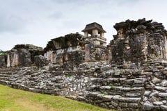 palenque废墟 图库摄影