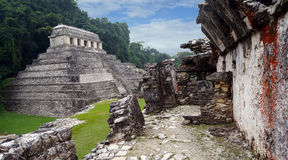 Palenque Royalty Free Stock Photo