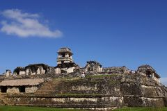 Palenque Royalty Free Stock Photos