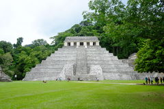 Palenque Fotografia de Stock