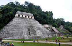 Palenque Royalty Free Stock Image