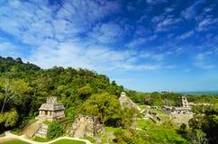 Palenque-Ansicht Stockbilder