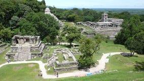 Palenque, Chiapas, Meksyk zdjęcie stock