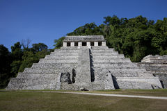 Palenque, Chiapas, Mexico1 Στοκ Φωτογραφίες