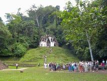 Palenque stock photo
