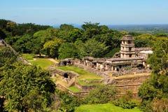 Palenque, Chiapas, Mexico Stock Photo