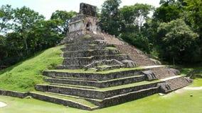 Palenque, Chiapas, Mexico royalty free stock photo