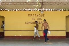 Palenque de los Congos Reales Royalty Free Stock Images