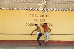 Palenque de los Congos Reales Royalty Free Stock Photography