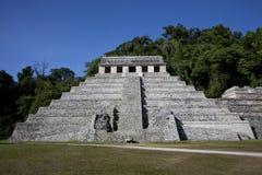 Palenque, il Chiapas, Mexico1 Fotografie Stock