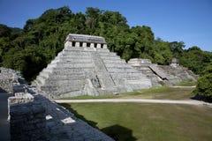 Palenque, il Chiapas, Mexico2 Immagini Stock