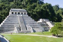 Palenque - il Messico fotografie stock libere da diritti