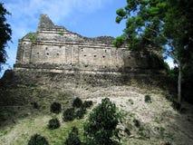 Palenque ist eine Stadt und ein Stadtbezirk, die im Norden des Staates von Chiapas, Mexiko gelegen sind Die Stadt wurde fast 200  Stockfotos