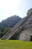 Palenque - le Mexique Images libres de droits