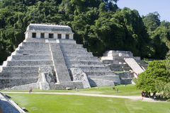 Palenque - le Mexique Photos libres de droits