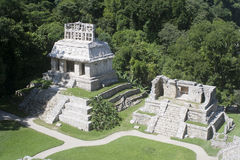 Palenque - le Mexique Image stock