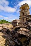 Palenque 04 stock photo