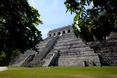 Palenque, Messico Fotografie Stock Libere da Diritti