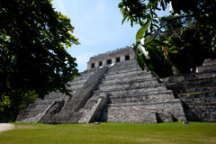 Palenque, Mexico Royalty Free Stock Photos