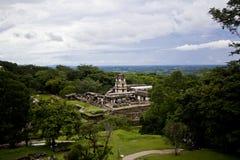 Palenque, Mexico Royalty-vrije Stock Afbeeldingen