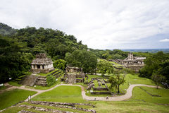 Palenque, Mexico Royalty-vrije Stock Foto
