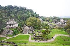 Palenque, Mexiko Lizenzfreies Stockfoto