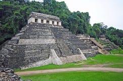 Palenque, Mexiko Lizenzfreies Stockbild