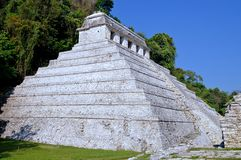 Palenque, Mexique Images stock