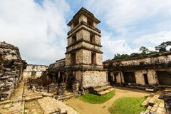 Palenque Royalty Free Stock Images