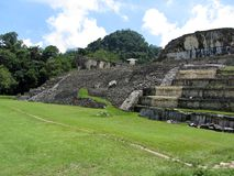 Palenque Sports Stadium Royalty Free Stock Photography