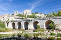 Palenzuela, Spain Stock Images