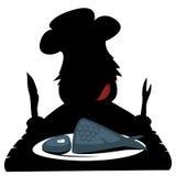 Paleo chef Royalty Free Stock Photos