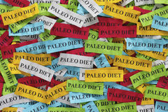 Paleo Diet Royalty Free Stock Photos
