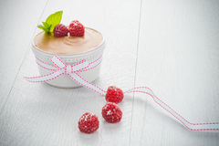 Paleo Diet Style Dessert Royalty Free Stock Photos