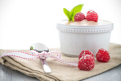 Paleo Diet Style Dessert Royalty Free Stock Images