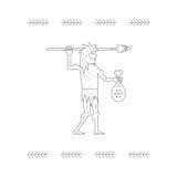 Paleo Man Stock Images