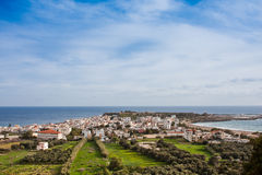Free Paleochora Town In Crete Royalty Free Stock Images - 14692959