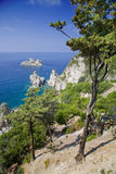 Paleokastritsa Stock Photography