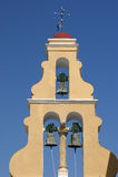 paleokastritsa s μοναστηριών ατόμων νησιώ&nu Στοκ φωτογραφία με δικαίωμα ελεύθερης χρήσης