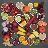 Paleolithic Health Food Royalty Free Stock Images