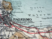 Palerme Images stock