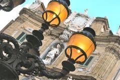 Palerme - la Sicile Photo libre de droits