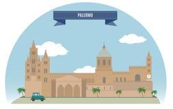 Palermo Fotografering för Bildbyråer