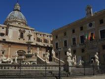 Palermo Fotos de archivo libres de regalías